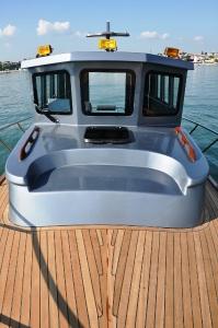Купить Яхту для рыбалки в Турции - Yahtastambul.com Маленькая яхта для рыбалки.