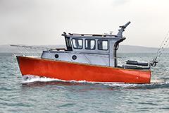 """Маленькая яхта Энджел Фишер идеальная яхта для рыбалки. Продажа яхты Angel Fisher производится на сайте Yahtastambul.com, у нас есть различные моторные яхты и катера разных комплектаций. Подумали """"Куплю Яхту"""" пишите нам на почту."""