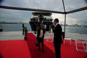 """Выставка яхт в Стамбуле """"Boat Show Istanbul-2013"""""""