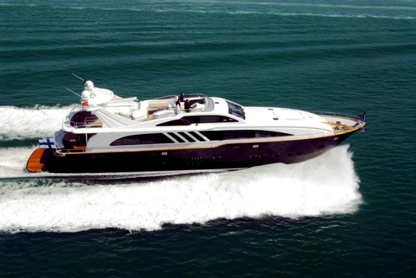 Angel Giant Shark 100 Купить мегаяхту в Турции, продажа катеров и мега яхт в Стамбуле.
