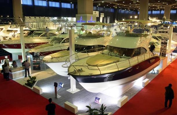 Международная выстака AVRASYA BOATSHOW 2013 Купить яхту в Турции - YahtaStambul.com