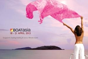 Азиатское яхт-шоу Boat Asia 2013, Boat Asia 2013 Logo - Yahtastambul.com