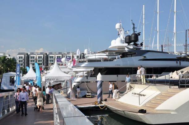 Выставка Яхт Singapore Yacht Show 2013, купить яхту, катер мини яхту и мега яхту - YahtaStambul.com