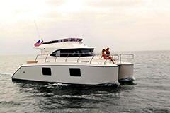 Купить яхту, катер или катамаран в Турции можно с помощью сайта Yahtastambul.com Продажа яхт и катеров в Турции, перевозка яхт в Россию или Украину. Катамаран с флайбриджем в Турции