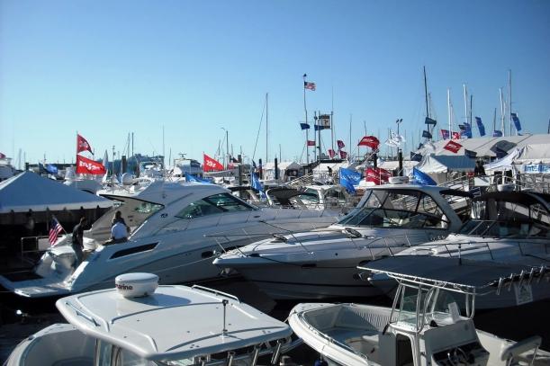 Newport International Boat Show 2013 - Купить яхту в Турции Yahtastambul.com