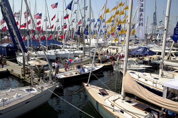 Newport International Boat Show 2013 - Продажа яхты в Турции Yahtastambul.com