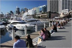 Выставка яхт и катеров в Сидней, возможность купить яхту в Австралии Sydney Boat Show 2013 - Yahtastambul.com