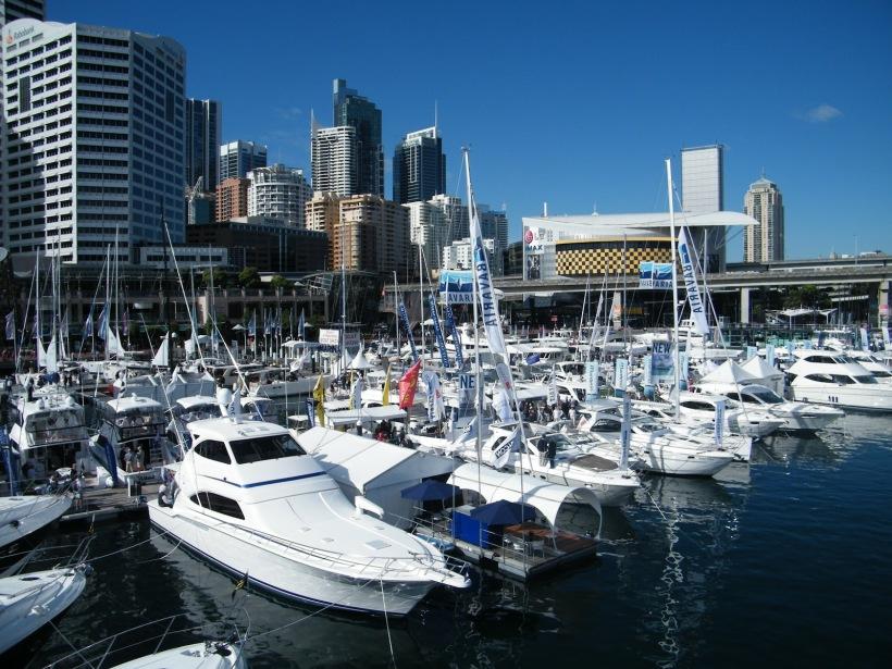 Международная Выставка яхт и катеров в Сидней, возможность купить яхту в Австралии Sydney Boat Show 2013 - Yahtastambul.com