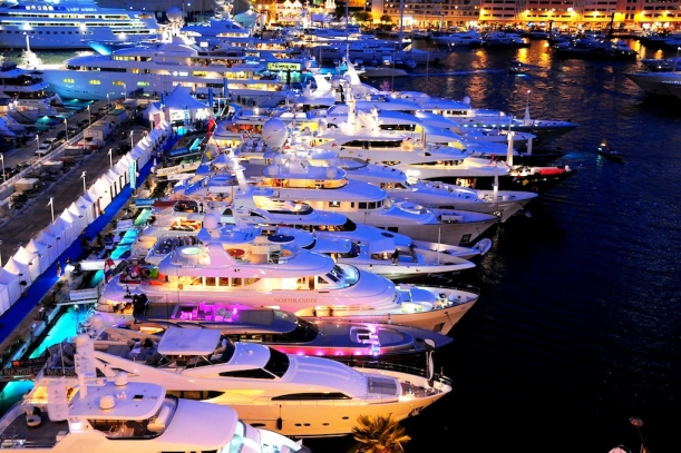 Международная Выставка Яхт и Катеров Monaco Yacht Show 2013. Купить катер в Турции, Продажа яхт в Турции - Yahtastambul.com